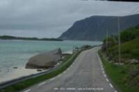 route de Flakstad à Kilan
