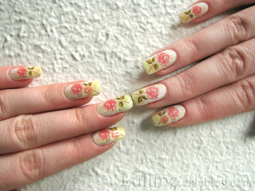 water decals C4-019