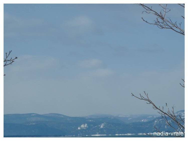 """Mon ciel du Québec. (Communauté""""Petit coin de ciel)"""