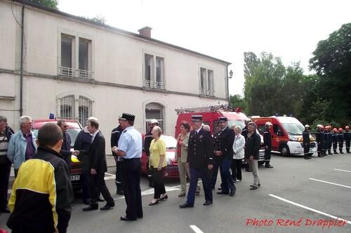 Le 14 juillet 2012 à Châtillon sur Seine...
