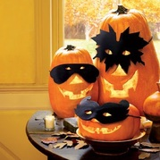 Image de Halloween and pumpkin