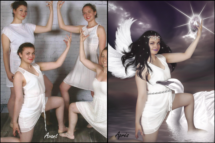 Laura et le Cygne