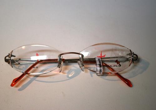 Transformer et personnaliser une monture de lunette banale