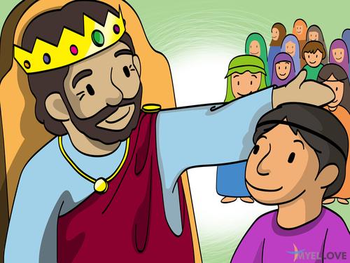sermon sur la montagne: Jésus sépare les moutons des chèvres