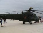 Mil Mi 24 Armée de l'Air Pologne