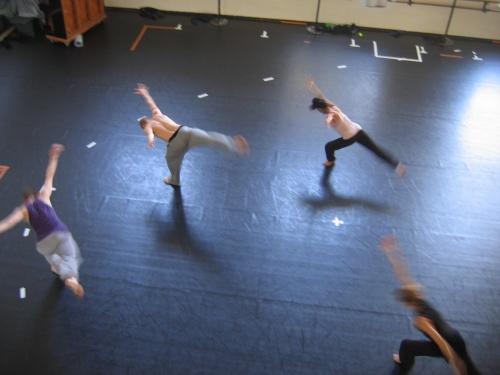le métier de danseur: matinée au CCN Ballet de Lorraine