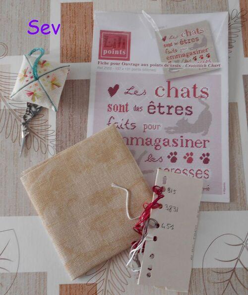 "SAL "" Les Chats"" - 1"