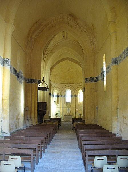église st trojan de rétaud6