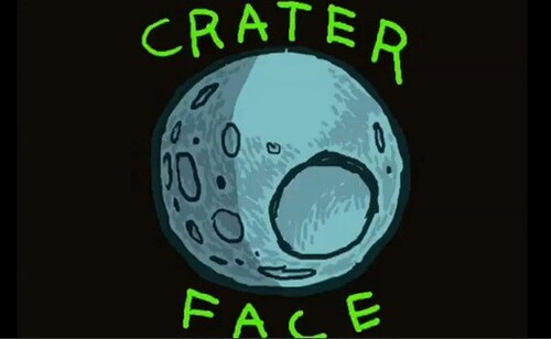 Crater Face