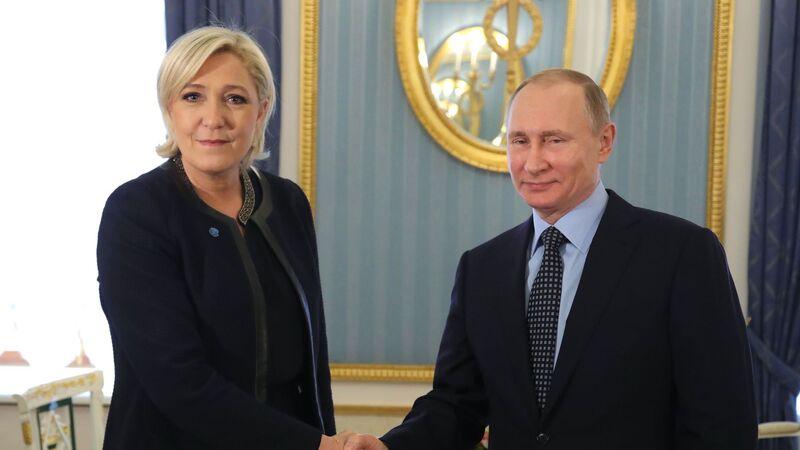 Eric Zemmour : « Marine Le Pen n'a pas perdu son temps à Moscou »