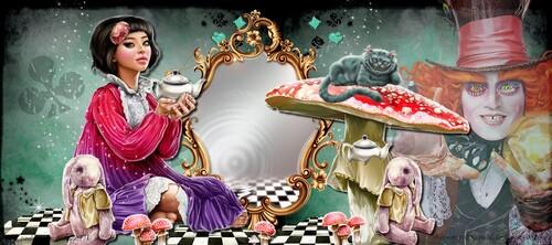 Alice !   tube de Irinalumière  et Arthur Crowes
