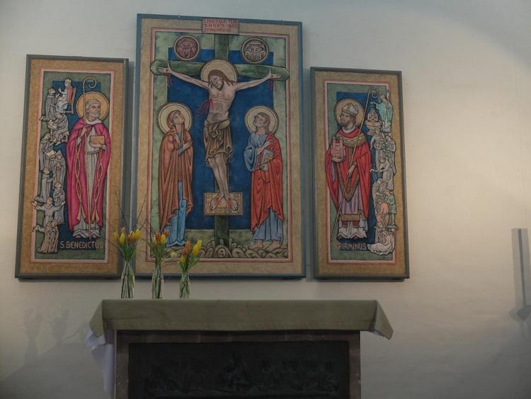 Mais quelle est cette abbaye? La réponse en images.