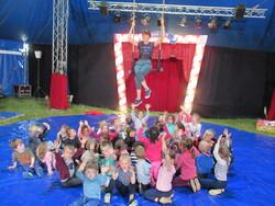 Cirque et anniversaire....