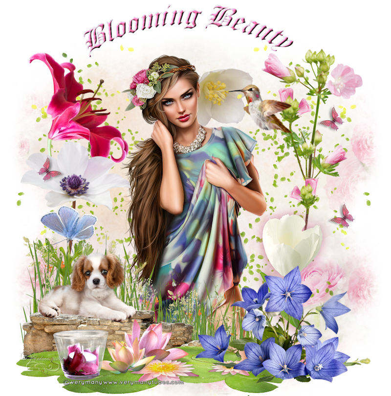 *** Blooming Beauty ***