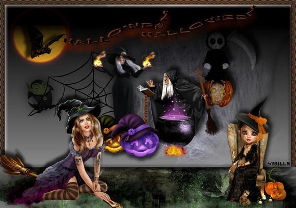 ☠ Joyeux Halloween ☠
