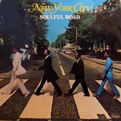 New York City - Soulful Road - Complete LP