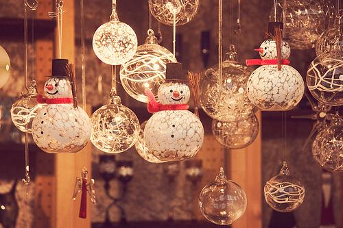 Christmas time, pour le plaisir des yeux...