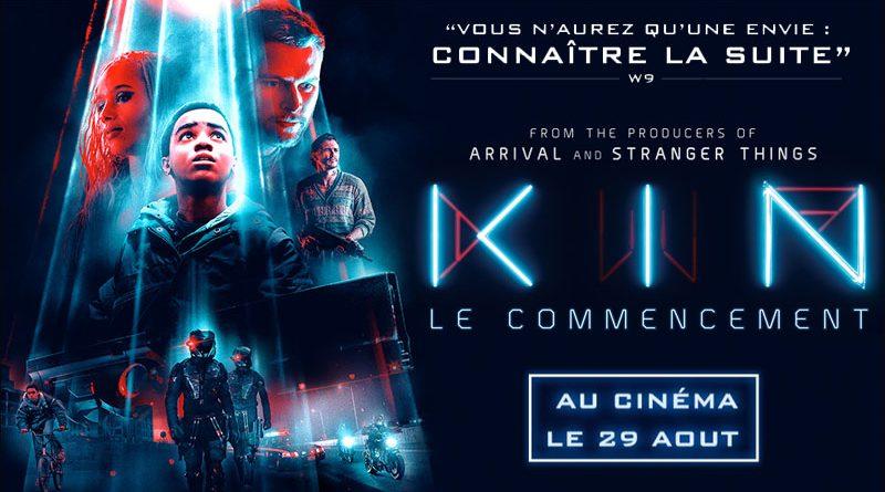 KIN LE COMMENCEMENT