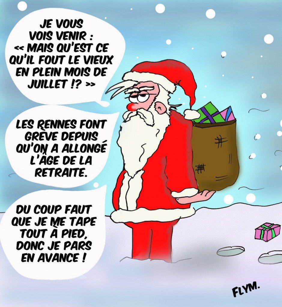 Humour Image Noel.Un Peu D Humour Sur Les Peres Noel Les Infos Du Vieux Coq