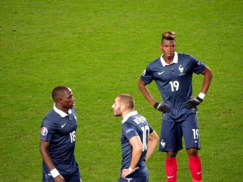 France vs Albanie : Cissokho, Benzema et Pogba
