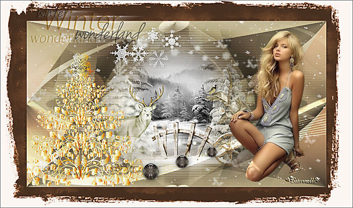 "Versions "" Winter wonderland """