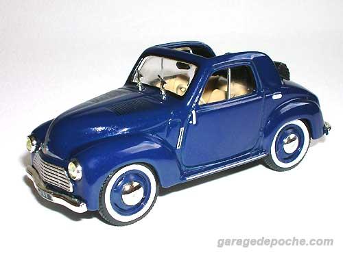 Simca 6 découvrable 1950