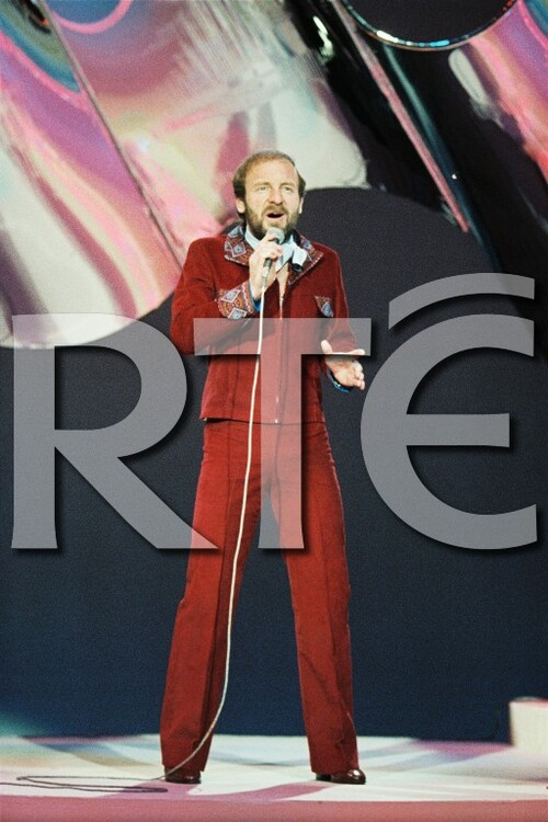 Colm Wilkinson Irish National Song Contest 1978