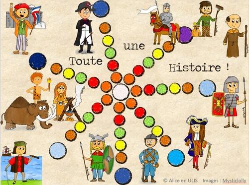 Réviser l'histoire au cycle 3