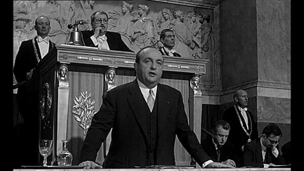 LE PRESIDENT - BERNARD BLIER