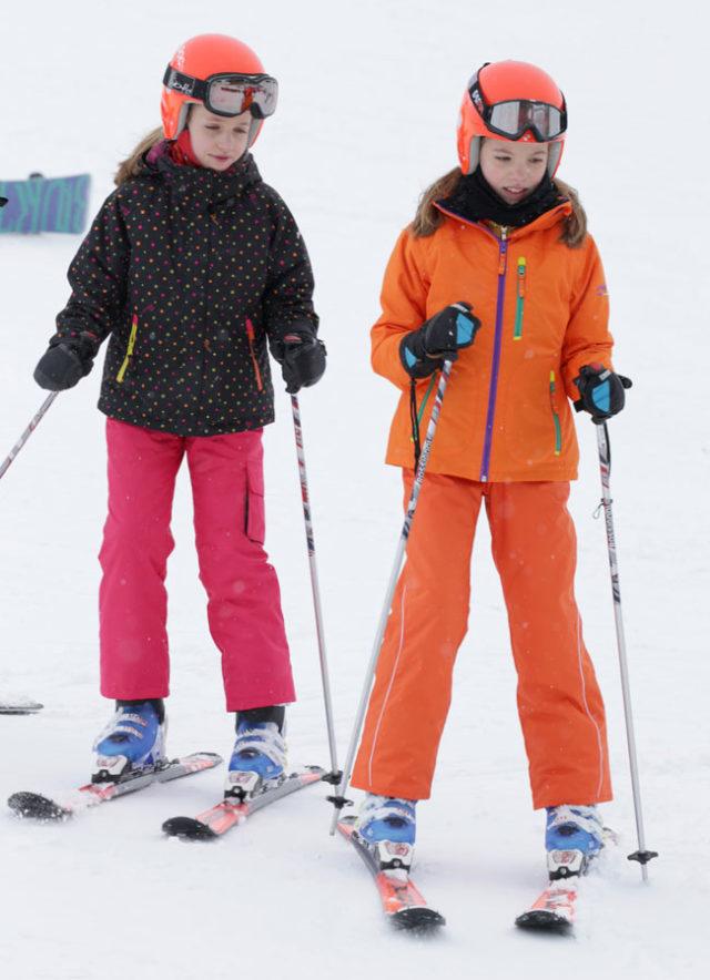 Au ski