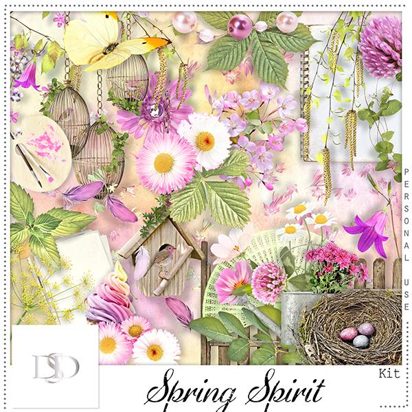 Spring Spirit Kit