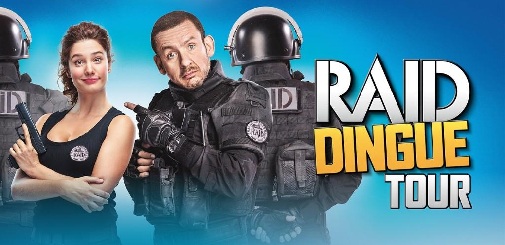 Dany Boon vous présente le RAID DINGUE TOUR