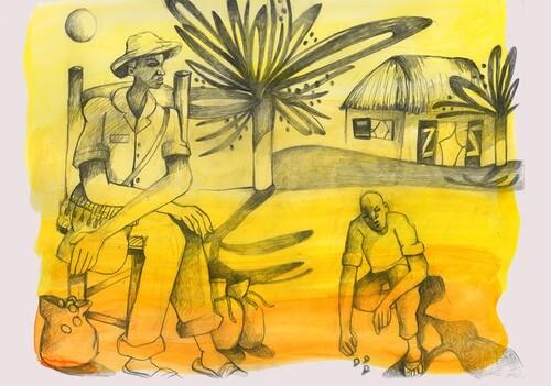 Journées du monde: les Antilles