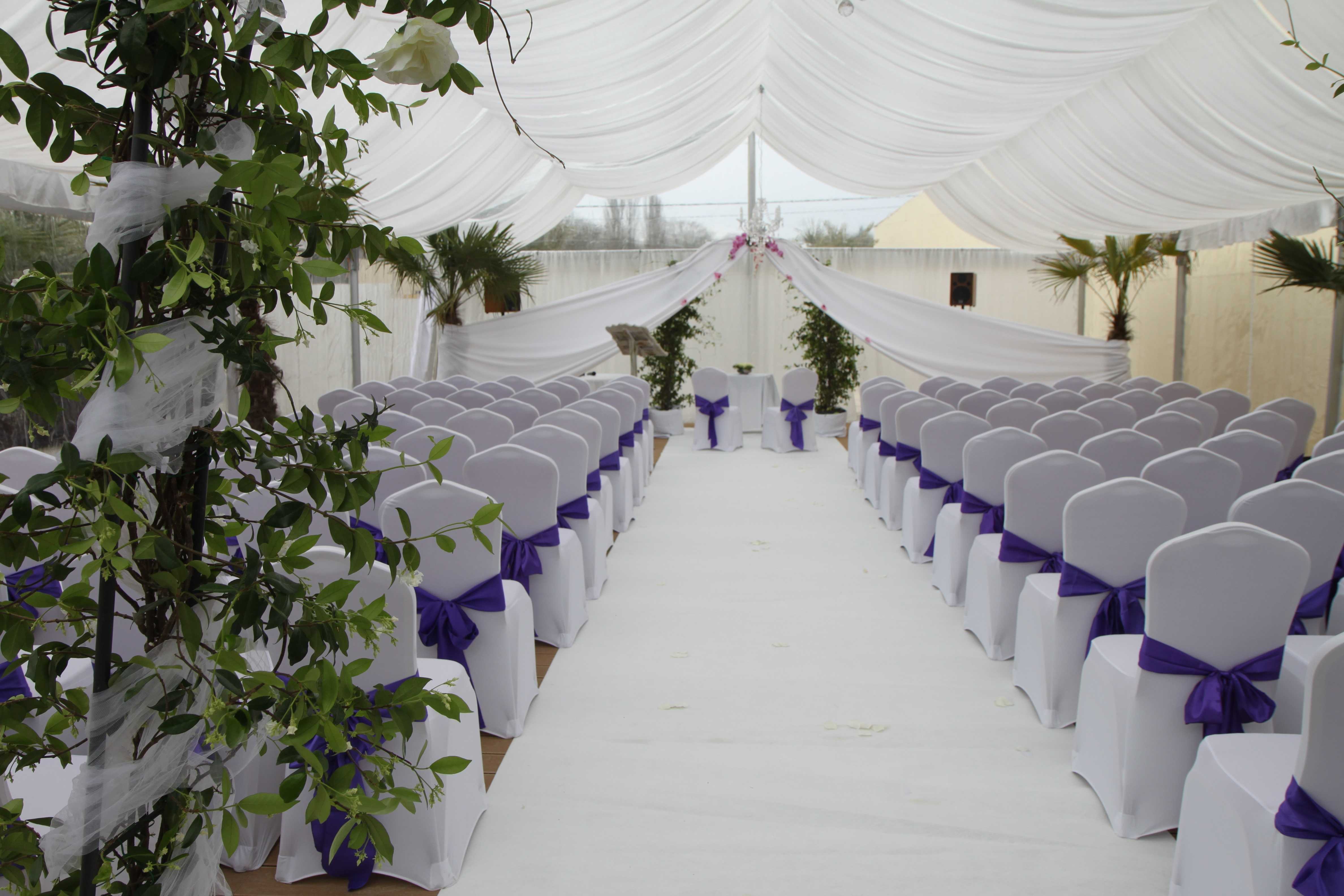 Salle le Yacht Club, Salle mariage oriental