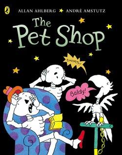 Sac à histoire The Pet Shop