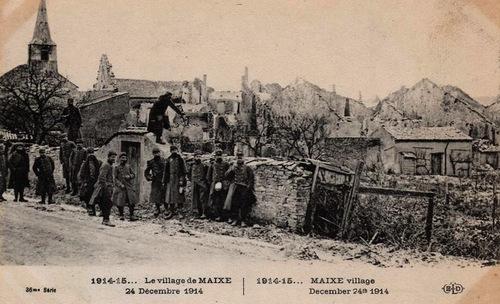"""05*1914: Décembre du 1er au 31 - """" Fricoteur"""" """" Des nouvelles de la famille """"  """"1er Noël en Guerre"""""""