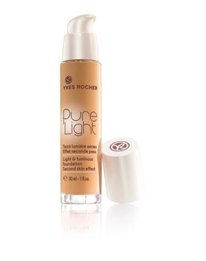 Pure light d'Yves Rocher