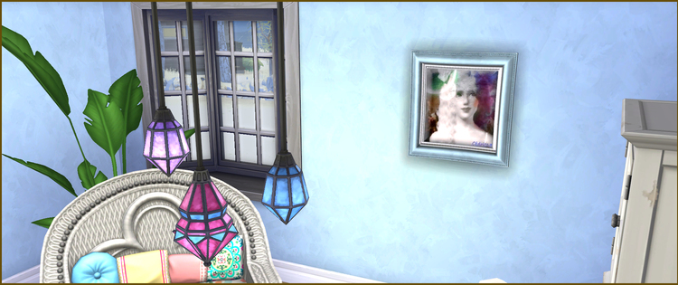 TS4 Painting: Dream