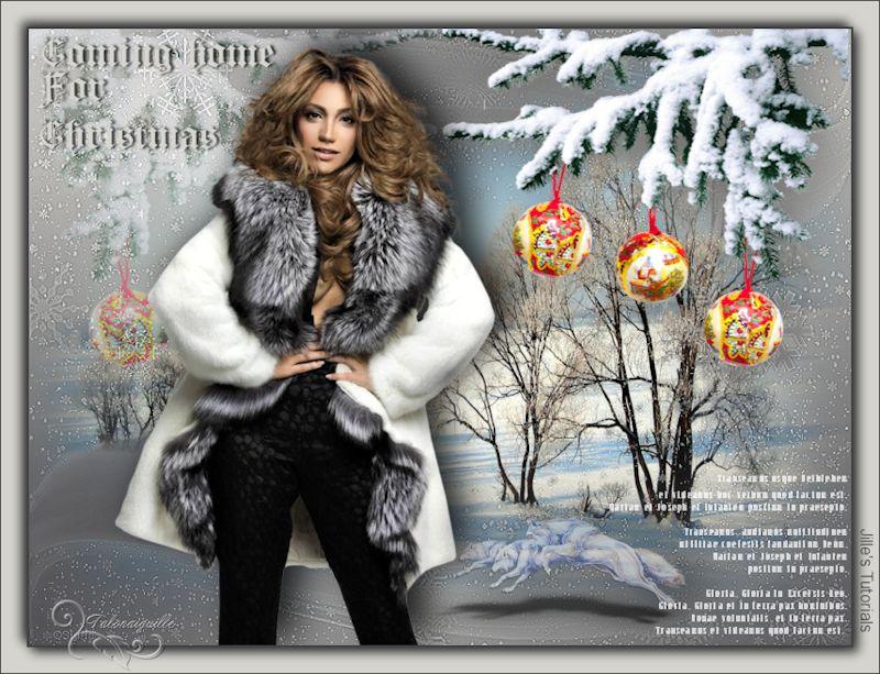 *** Coming Home For Christmas ***