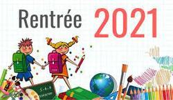 Rentrée des classes 2021