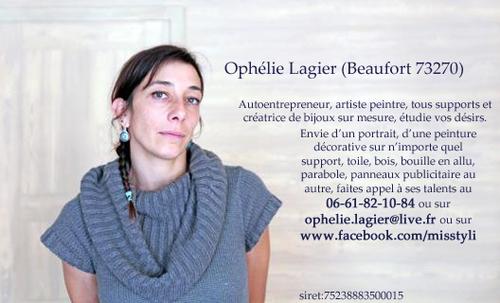 Ophélie LAGIER