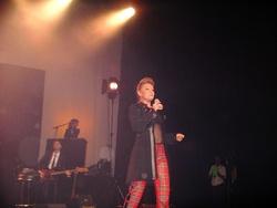 Images du concert du 23 septembre