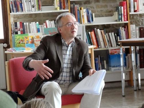 Bernard Friot à Laignes