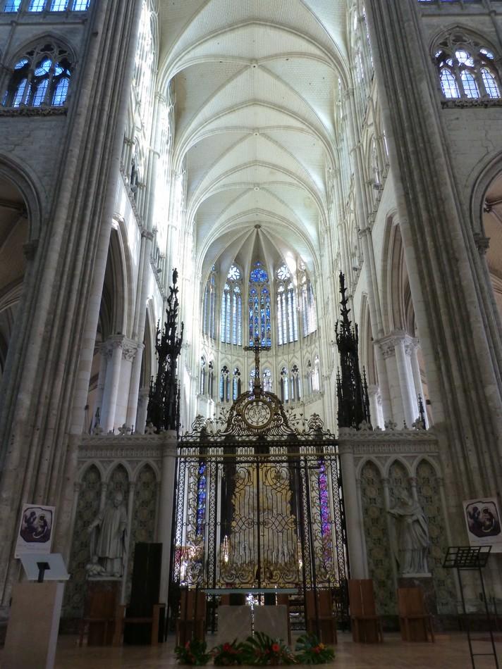 Ma Dame, la Cathédrale d'Amiens