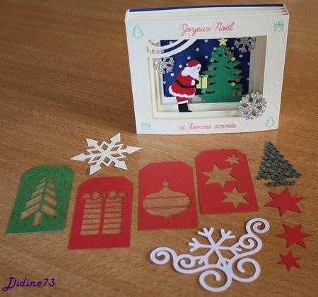 Ronde de carte de Noël 2015 -  pour nalakali-1