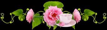 **Pensées de roses 2**cartounettes