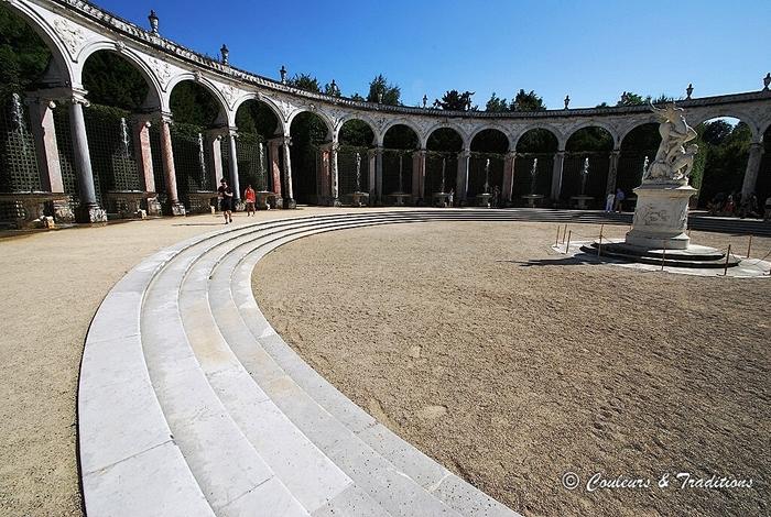 Bosquée , la Colonnade