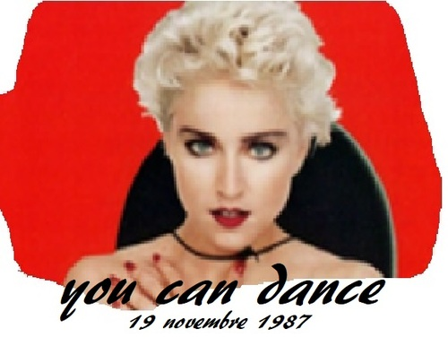 1987 YOU CAN DANCE