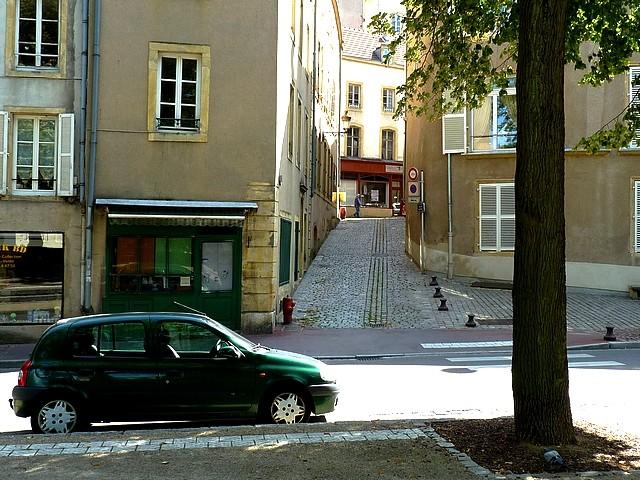 Metz sur le quai Félix Maréchal 15 Marc de Metz 22 11 201