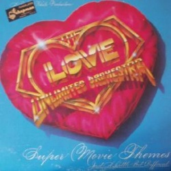 Love Unlimited Orchestra - Super Movie Themes - Complete LP